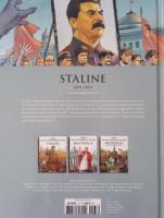 Extrait 3 de l'album Les Grands Personnages de l'Histoire en BD - 37. Staline