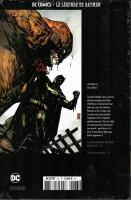 Extrait 3 de l'album DC Comics - La légende de Batman - 70. De l'argile