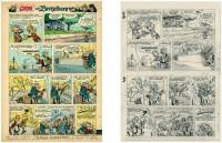 Extrait 1 de l'album Spirou et Fantasio - 18. QRN sur Bretzelburg (Coffret Collector Canal BD)
