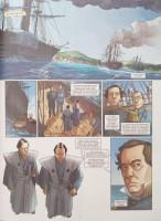 Extrait 1 de l'album Les Grands Personnages de l'Histoire en BD - 39. Mutsuhito - Empereur du Japon