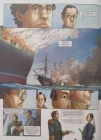 Extrait 2 de l'album Les Grands Personnages de l'Histoire en BD - 39. Mutsuhito - Empereur du Japon