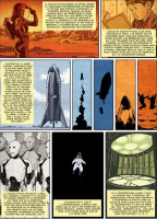 Extrait 2 de l'album Histoire de... en Bande Dessinée - 1. La Science-Fiction