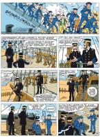 Extrait 2 de l'album Les Tuniques bleues - 37. Duel dans la Manche