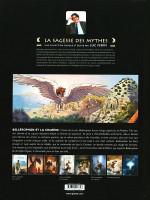 Extrait 3 de l'album Bellérophon et la chimère (One-shot)