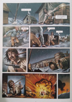 Extrait 2 de l'album Les Grands Personnages de l'Histoire en BD - 40. Richard Francis Burton - Tome 1
