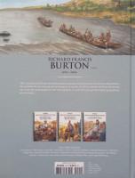 Extrait 3 de l'album Les Grands Personnages de l'Histoire en BD - 40. Richard Francis Burton - Tome 1