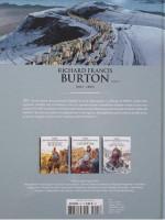 Extrait 3 de l'album Les Grands Personnages de l'Histoire en BD - 41. Richard Francis Burton - Tome 2