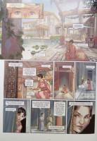 Extrait 2 de l'album Les Grands Personnages de l'Histoire en BD - 42. Cléopâtre
