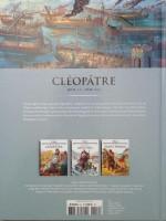Extrait 3 de l'album Les Grands Personnages de l'Histoire en BD - 42. Cléopâtre
