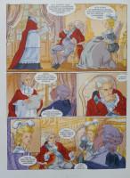 Extrait 2 de l'album Les Grands Personnages de l'Histoire en BD - 45. Marie-Antoinette - Tome 1