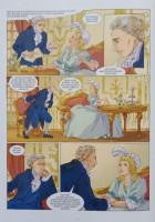 Extrait 2 de l'album Les Grands Personnages de l'Histoire en BD - 46. Marie-Antoinette - Tome 2