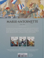 Extrait 3 de l'album Les Grands Personnages de l'Histoire en BD - 46. Marie-Antoinette - Tome 2