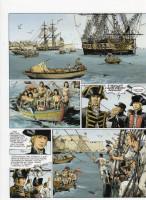 Extrait 2 de l'album USS Constitution - 2. Il y a deux justices à bord, celle des gradés et celle des sans grade