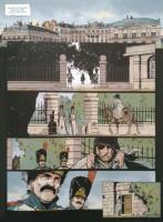 Extrait 1 de l'album Les Grands Personnages de l'Histoire en BD - 47. Horatio Nelson