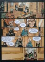 Extrait 2 de l'album Les Grands Personnages de l'Histoire en BD - 47. Horatio Nelson