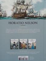 Extrait 3 de l'album Les Grands Personnages de l'Histoire en BD - 47. Horatio Nelson
