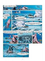 Extrait 1 de l'album Les Animaux marins en bande dessinée - 6. Tome 6