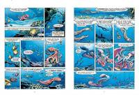 Extrait 2 de l'album Les Animaux marins en bande dessinée - 6. Tome 6