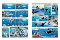 Extrait 3 de l'album Les Animaux marins en bande dessinée - 6. Tome 6