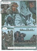 Extrait 1 de l'album Nengue : L'histoire oubliée des esclaves de Guyane (One-shot)