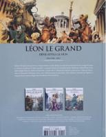 Extrait 3 de l'album Les Grands Personnages de l'Histoire en BD - 50. Léon le Grand défie Attila le Hun