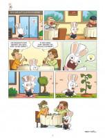 Extrait 1 de l'album The lapins crétins - 13. Toqués !