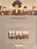 Extrait 3 de l'album Les Grands Personnages de l'Histoire en BD - 51. Mata Hari
