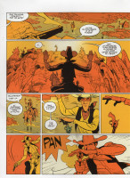 Extrait 2 de l'album Les Aventures de Lucky Luke selon... - 2. Wanted Lucky Luke