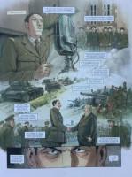 Extrait 1 de l'album Les Grands Personnages de l'Histoire en BD - 53. De Gaulle - Tome 2
