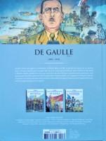 Extrait 3 de l'album Les Grands Personnages de l'Histoire en BD - 53. De Gaulle - Tome 2