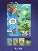 Extrait 3 de l'album Les Nouvelles Aventures Apeupréhistoriques de Nabuchodinosaure - 2. Tome 2