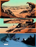 Extrait 1 de l'album Conan le Cimmérien - 12. Xuthal la Crépusculaire