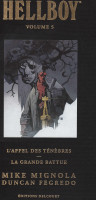 Extrait 1 de l'album Hellboy - INT. Hellboy Deluxe Tome 5