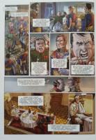 Extrait 2 de l'album Les Grands Personnages de l'Histoire en BD - 56. Napoléon - La Bataille de Waterloo - Tome 2