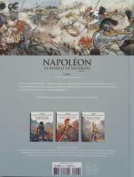 Extrait 3 de l'album Les Grands Personnages de l'Histoire en BD - 56. Napoléon - La Bataille de Waterloo - Tome 2
