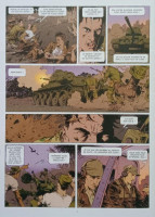 Extrait 2 de l'album Les Grands Personnages de l'Histoire en BD - 58. Fidel Castro et la Baie des Cochons