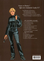 Extrait 3 de l'album Lady S. - 15. Dans la gueule du Tigre