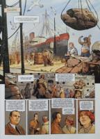 Extrait 1 de l'album Les Grands Personnages de l'Histoire en BD - 59. Saint Exupéry - Tome 1