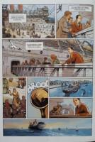 Extrait 2 de l'album Les Grands Personnages de l'Histoire en BD - 59. Saint Exupéry - Tome 1