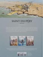 Extrait 3 de l'album Les Grands Personnages de l'Histoire en BD - 59. Saint Exupéry - Tome 1