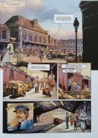 Extrait 1 de l'album Les Grands Personnages de l'Histoire en BD - 60. Saint Exupéry - Tome 2