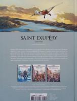 Extrait 3 de l'album Les Grands Personnages de l'Histoire en BD - 60. Saint Exupéry - Tome 2