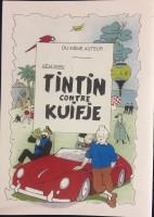 Extrait 3 de l'album Tintin (Pastiches, parodies et pirates) - HS. L'Affaire à l'envers