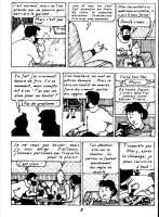 Extrait 2 de l'album Tintin (Pastiches, parodies et pirates) - HS. Vive la révolution !