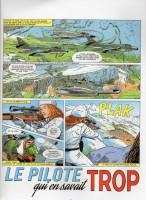 Extrait 1 de l'album Tanguy et Laverdure (Classic) - 4. Le pilote qui en savait trop
