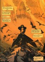 Extrait 1 de l'album Raven (Lauffray) - 2. Les Contrées infernales