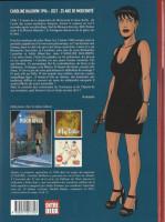 Extrait 3 de l'album Caroline Baldwin - 16.5. Double Dames