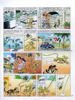 Extrait 1 de l'album Marsupilami - 13. Le Défilé du jaguar