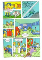 Extrait 1 de l'album Les Simpson (Jungle) - 13. Sous les projecteurs !
