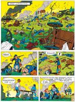 Extrait 1 de l'album Les Tuniques bleues - 15. Rumberley